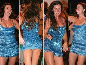 mulheres coroas brasileiras famosas