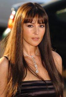 Monica Belluci - Mulheres maduras no cinema