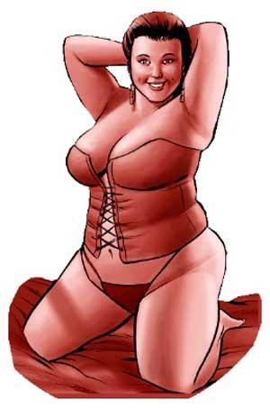 mulher gorda sexy